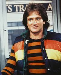 "The first time I saw Robin Williams I was a young girl and he played Mork on ""Mork & Mindy"". He has been making me laugh since then"
